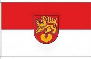 Königsbanner Hissflagge Seesen - 100 x 150cm - Flagge und Fahne