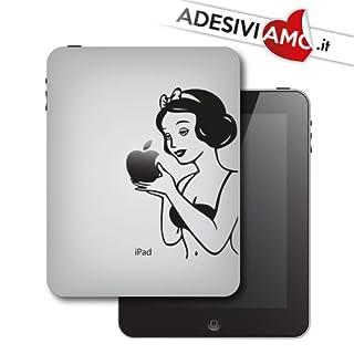 Sticker Biancaneve Lingerie per iPad