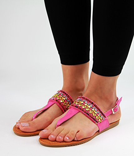 Generic - TOE POST donna Pink