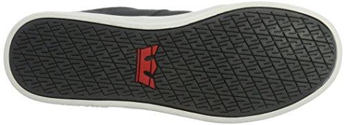 SupraStacks Ii - Pantofole Uomo Grau (Dk. Grey-White)