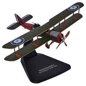 Herpa 81AD004 - Royal Naval Air Service De Havilland DH4 No. 5 Escuadrón RNAS 1918