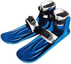 Micro Micro Ski Snow Blades Mini Skis Funski: Amazon.co.uk