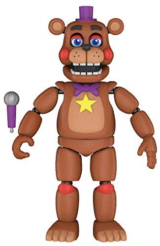 Funko 32140 Action-Figur: FNAF Pizza SIM: Rockstar Freddy, Multi