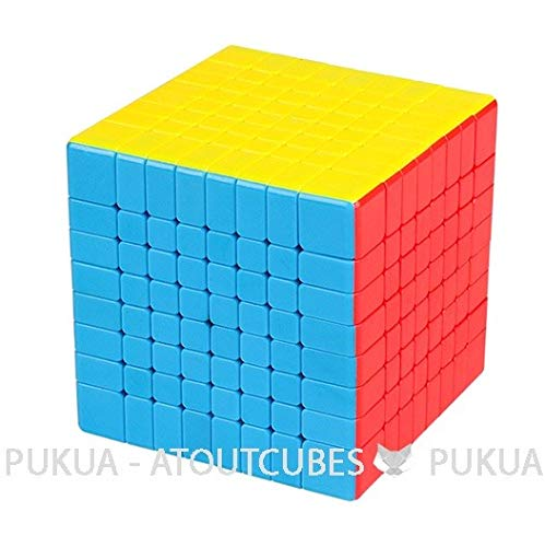 Cubing Classroom Magic Cube 8x8 MF8 Cube 8x8 by Yukub