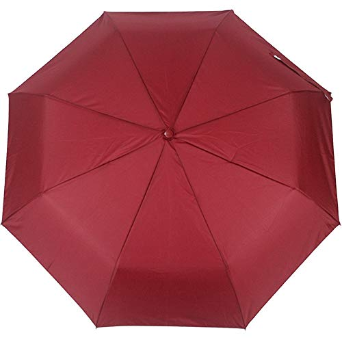 TWSJHGFV Nuevo Paraguas automático Rain Women Men