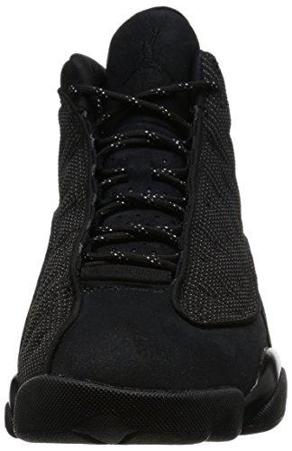 "Nike Air Jordan 13 Retro ""Black Cat"" - Black/Black-Anthracite Trainer Black"