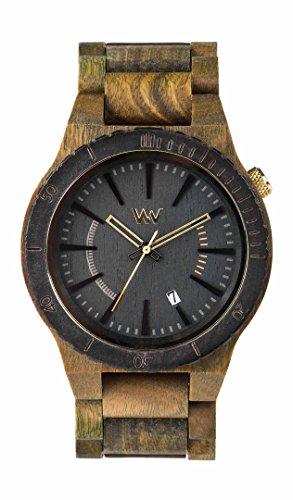 Orologio in legno Wewood Assunt Army