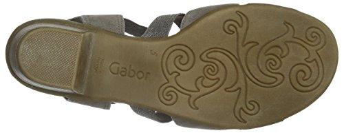GaborGabor Comfort - Sandali Donna Grigio (Grau (78 mineral))