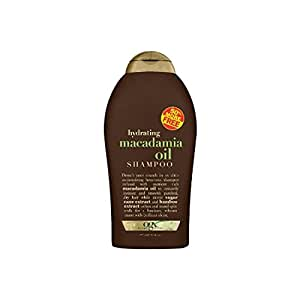 OGX Organix Huile de Macadamia 575 ml Shampooing