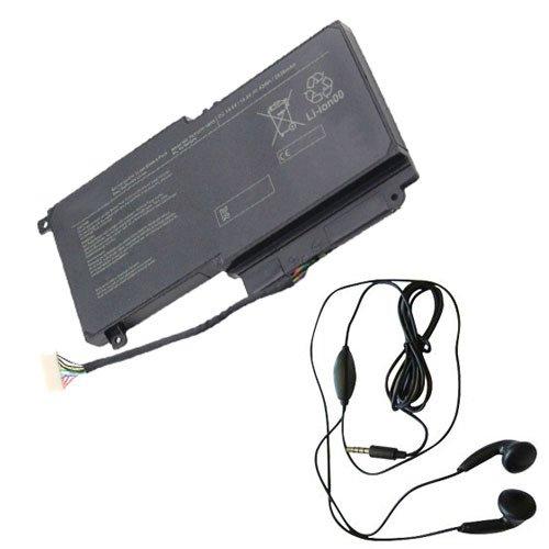 Amsahr tshpa5107u1brs -03 batería de repuesto para Toshiba Series