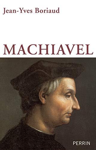 Machiavel par Jean-Yves BORIAUD