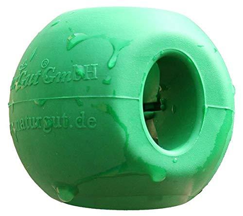 NaturGut Magnet Waschball für Waschmaschine und Geschirrspüler Magnetball 6cm aus Hartgummi schonend zur Wäsche und Waschmaschine Umweltfreundlich