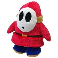 Nintendo 14cm Super Mario Bros Plüsch: san-ei–Shy Guy
