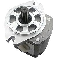 Sinocmp Gear Pompe 4181700pour Hitachi Excavatrice Ex200–1Ex220–1Ex270–1EX300–1hydraulique Gear Pompe Pompe de Pilot, 3mois de garantie