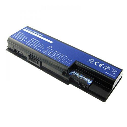 Batterie pour Acer AS10B31, 8 cellules, Li-Ion, 14.8V, 4400mAh, noir