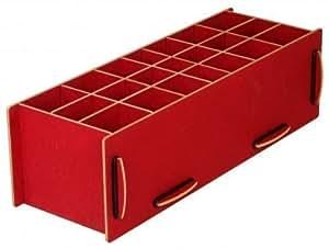 Werkhaus - Pot á crayons XL rouge