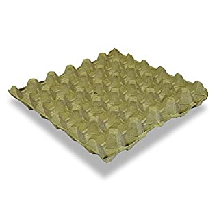 LARGE CARDBOARD EGG TRAY PACKAGING x 308 TRAYS (EACH TRAY HOLDS 30 EGGS)