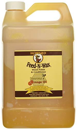 feed-n-wax Polnisches Holz und Konditionierer 3.784Ltr