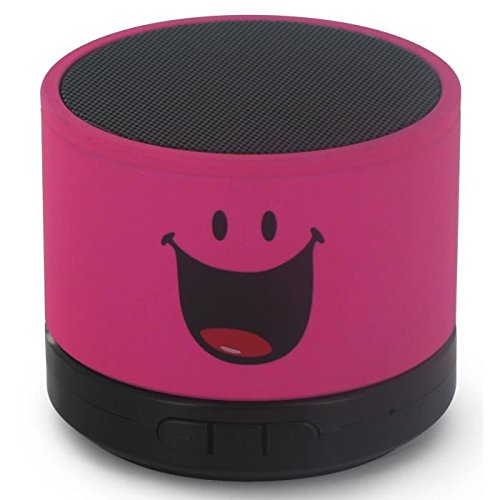 Haut parleur portable smiley