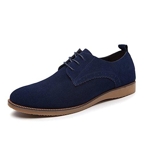 XTIAN , chaussons d'intérieur homme Bleu