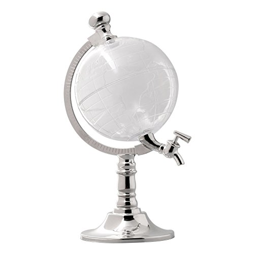 Duoying Globe Shaped Beverage Dispenser-Getränkewein-Bier-Maschinen-Pumpen-einzelner Kanister -