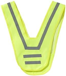 Cartrend 50216 Reflective Safety Vest in V-Shape EN 13356