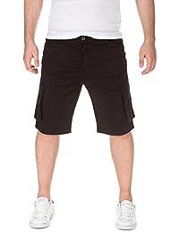 Yazubi Herren Chino Bermuda Cargo Shorts Taric