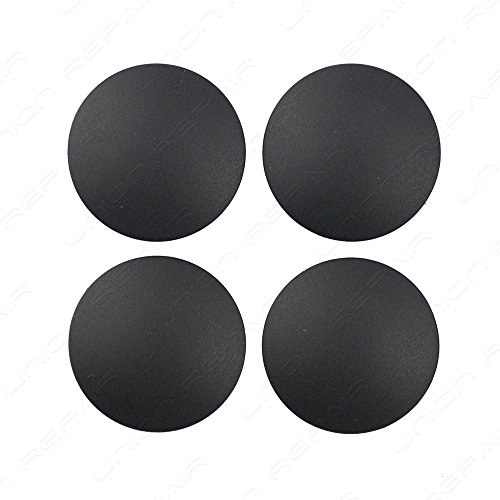 K.I Replacement 4 Pack Rubber Feet Foot for Apple MacBook Pro A1278 A1286 A1297 2008-2012