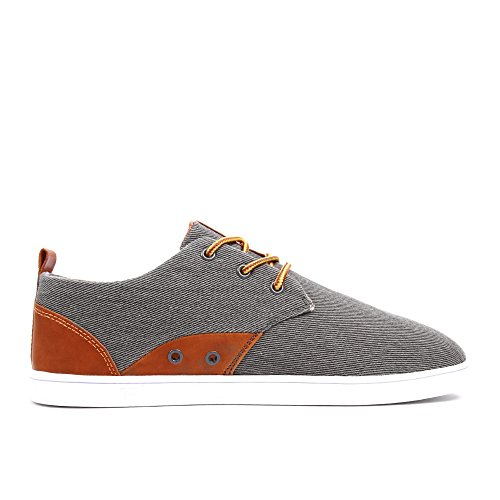 Djinns LowLau Washed Canvas Gris Gris