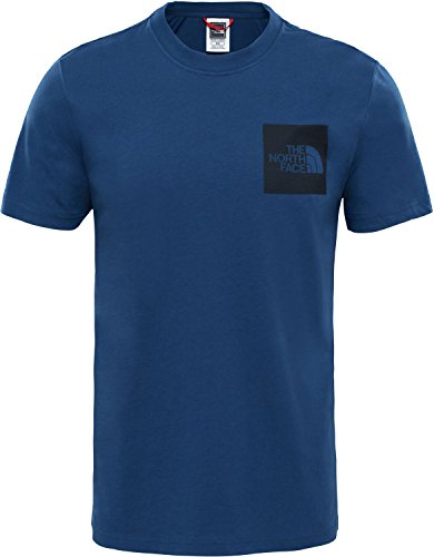 The North Face Herren T-Shirt M Shortsleeve Fine Tee wing teal