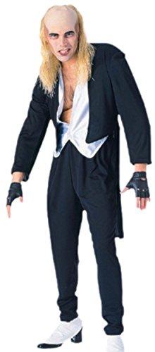 Confettery - Herren Rocky Horror Riff Raff Karneval Faschingkostüm , 40-44, (John Grease Newton Kostüm Olivia)