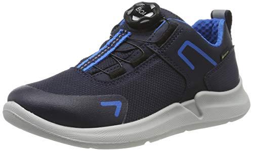 Superfit Jungen Thunder Gore-Tex Sneaker, Blau (Blau 80), 40 EU