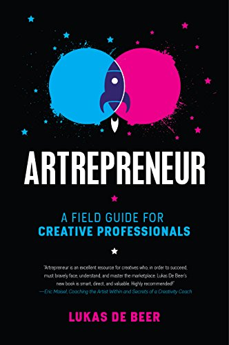 free kindle book ARTREPRENEUR: A Field Guide for Creative Professionals