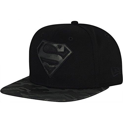 New Era 9FIFTY Camo Infill Superman Snapback Cap M/L - 56,8-61,5 cm (Camo Era Schwarze New)