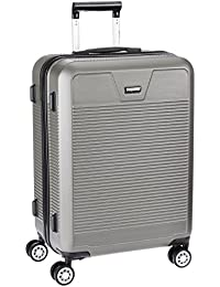 Pronto Vectra Plus ABS 78 cms Grey Suitcases (6478-GY)