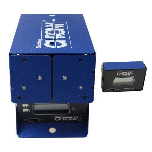 Shooting Chrony 7000129 Beta Master Chronograph, Blue by Sportsman Supply Inc.
