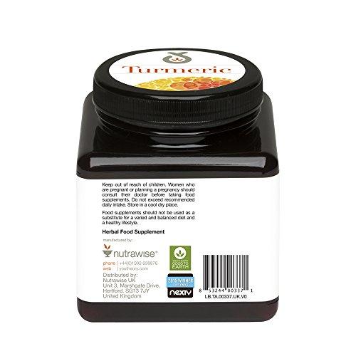 Youtheory Turmeric Advanced Supplement, 186 g