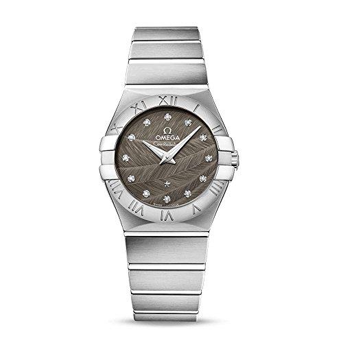 Omega Constellation Ladies Watch 123.10.27.60.56.001
