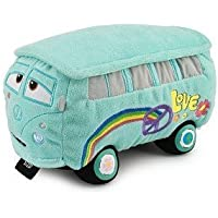 Hard to Find Fillmore Cars 9 Plush Peace Out VW Bus Filmore Doll New with Tags by Disney