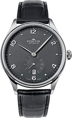 Fortis Terrestris Hedonist 901.20.11 L.01 Automatic Mens Watch Classic & Simple