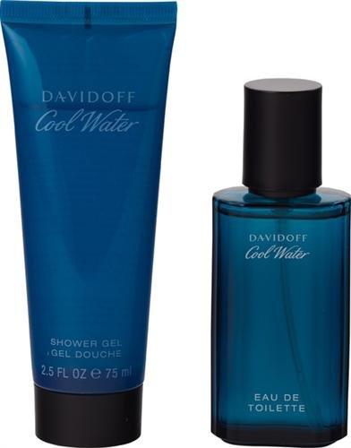 Set, 2- teilig: Davidoff Coolwater Men Edt 40 ml + Duschgel 75 ml -
