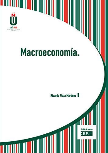 MACROECONOMÍA por RICARDO PLAZA MARTÍNEZ