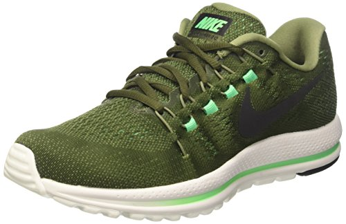 Nike Herren Air Zoom Vomero 12 Laufschuhe Grün (Legion Green/black/palm Green/electro Green/summit White)