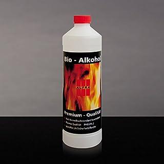 Bioethanol Bio-Ethanol Premium Ethanol Alkohol Bioalkohol 4x 1 Liter im Karton Alfra Alfratol