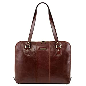 Tuscany Leather Ravenna Exclusivo maletín para mujer