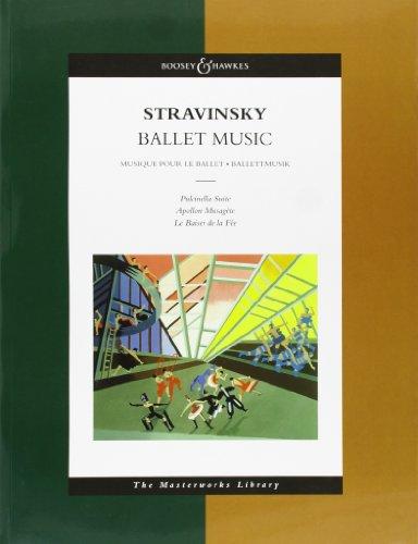 Ballet Music - Le Baiser de la F'e ; Pu...