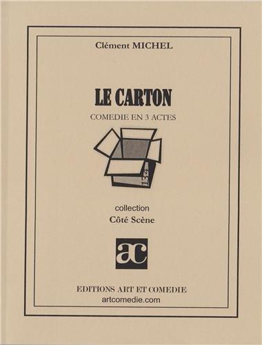Le carton par Clément Michel