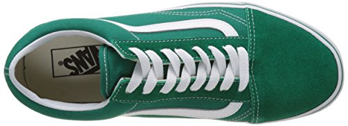 Vans  Ua Old Skool, Sneakers Basses homme Vert (Suede/canvas Ultramarine Green/true White)