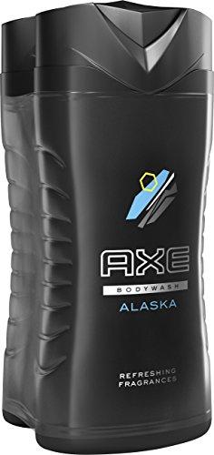 Axe Duschgel Alaska, Doppelpack (2 x 250 ml)