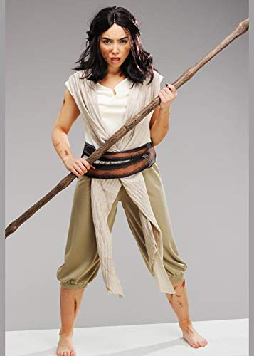 Magic Box Int. Arya Stark Style Damen Kostüm ohne Gesicht L (UK 12-14)
